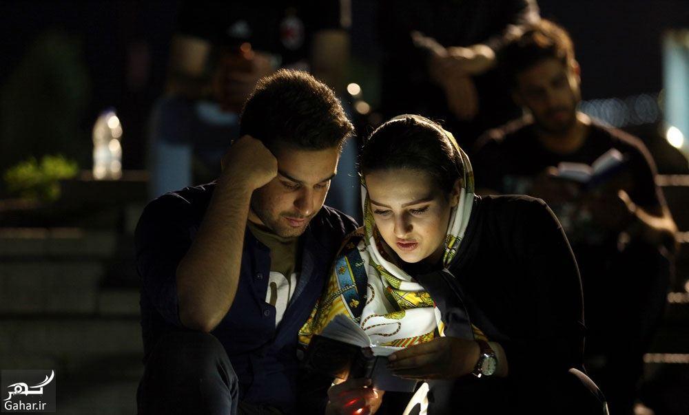 504306 Gahar ir عکسهای مراسم احیا شب نوزدهم رمضان 97 در امامزاده صالح تجریش