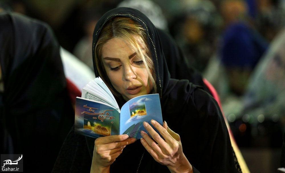 583426 Gahar ir عکسهای مراسم احیا شب نوزدهم رمضان 97 در امامزاده صالح تجریش