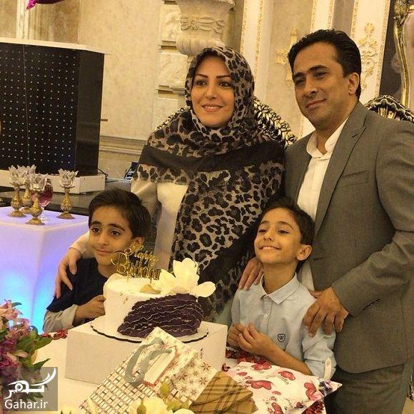 634796 Gahar ir عکسهای تولد شیک خانم مجری شبکه خبر