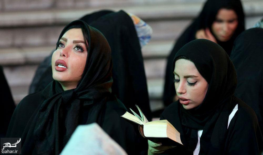 729547 Gahar ir عکسهای مراسم احیا شب نوزدهم رمضان 97 در امامزاده صالح تجریش