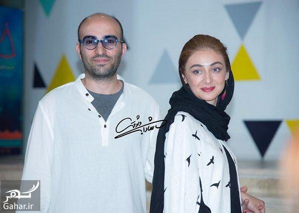 732666 Gahar ir عکسهای ویدا جوان و همسرش در اکران فیلم ناخواسته
