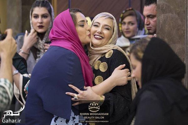 774587 Gahar ir عکس های جذاب کتایون ریاحی و نرگس محمدی در افتتاحیه یک سالن زیبایی
