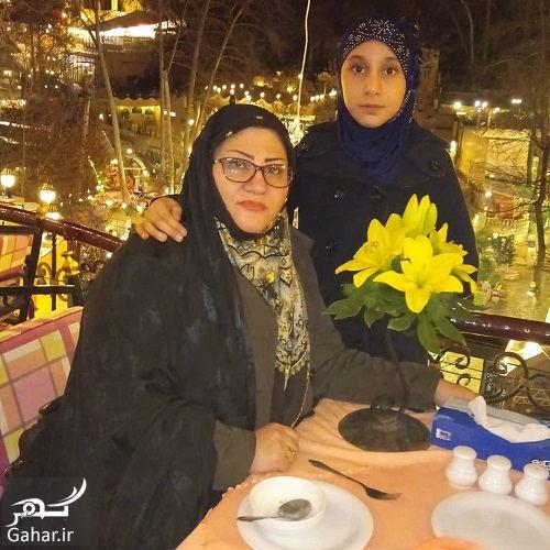 796211 Gahar ir جنجال حرفهای دختر همسر دوم بهاره رهنما در اینستاگرام + فیلم