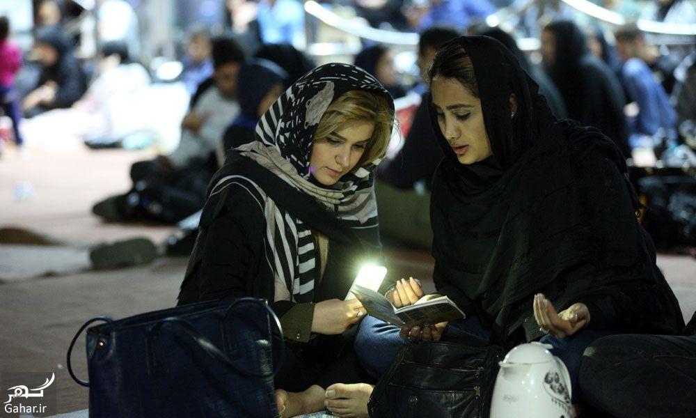 944801 Gahar ir عکسهای مراسم احیا شب نوزدهم رمضان 97 در امامزاده صالح تجریش