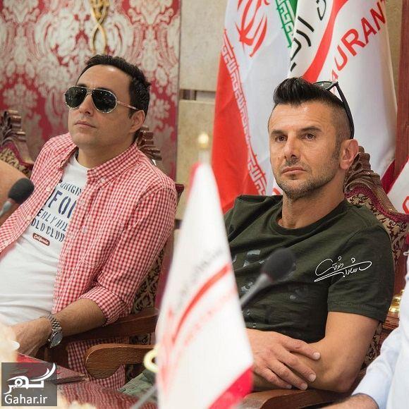 032953 Gahar ir عکسهای نشست خبری ساخت ایران 2 درباره مشکلات فیلم