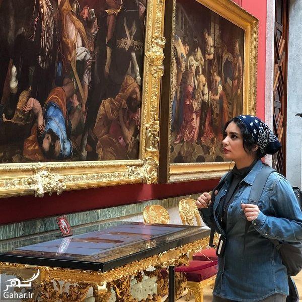 139869 Gahar ir لیندا کیانی در کنار هنرمندان معروف در روسیه / 6 عکس