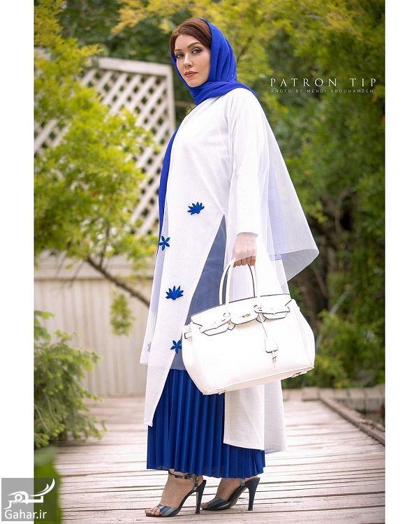 172154 Gahar ir عکسهای مدلینگ شهرزاد کمال زاده برای یک برند لباس