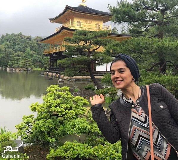 180756 Gahar ir عکس های دیدنی سپیده علایی در ژاپن