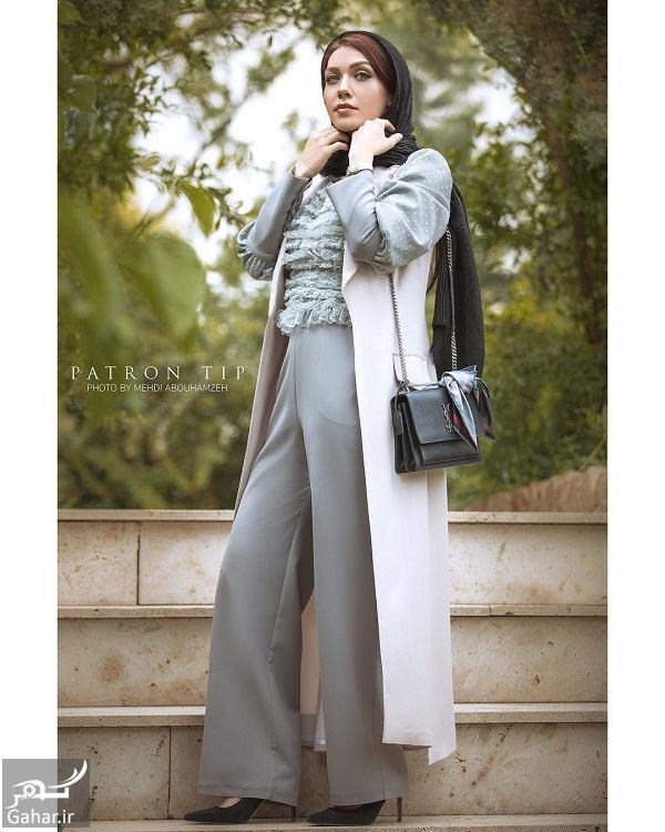 213053 Gahar ir عکسهای مدلینگ شهرزاد کمال زاده برای یک برند لباس