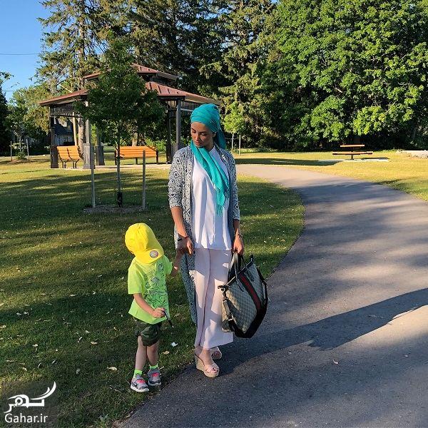 223769 Gahar ir عکسهای جدید روناک یونسی و فرزندانش در استرالیا