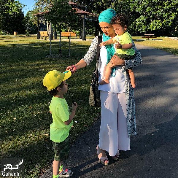 257631 Gahar ir عکسهای جدید روناک یونسی و فرزندانش در استرالیا