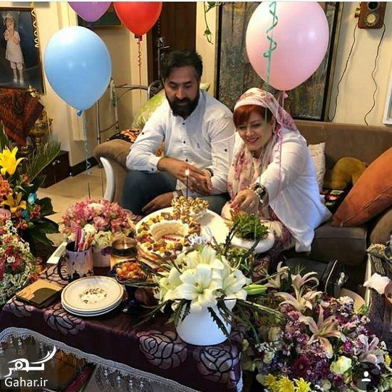 286328 Gahar ir عکسهای سالگرد ازدواج بهاره رهنما و همسر جدیدش