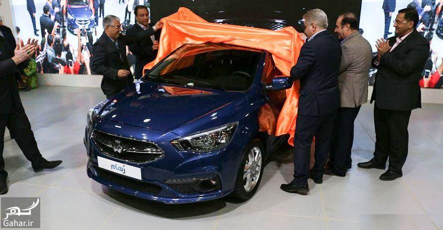 332486 Gahar ir مشخصات و قیمت خودروی رهام محصول جدید سایپا
