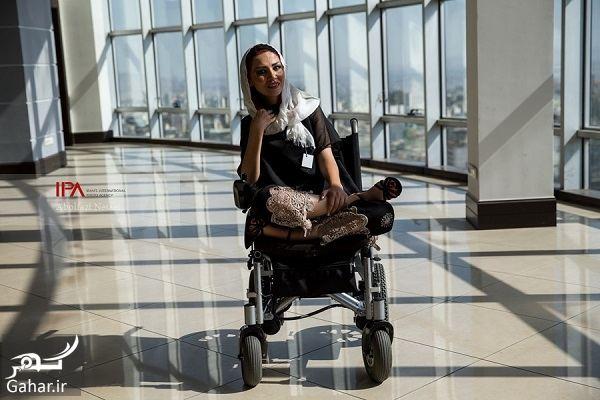 334418 Gahar ir عکسهای فشن شوی معلولین در تهران