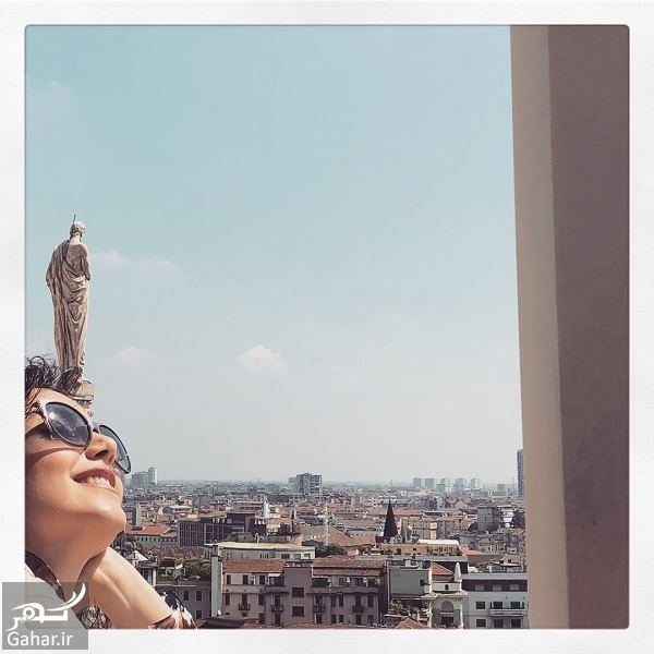 334603 Gahar ir عکس های جذاب نازنین بیاتی در ایتالیا