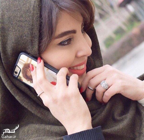 394748 Gahar ir شباهت جالب لیلا بلوکات و خواهرش / عکس