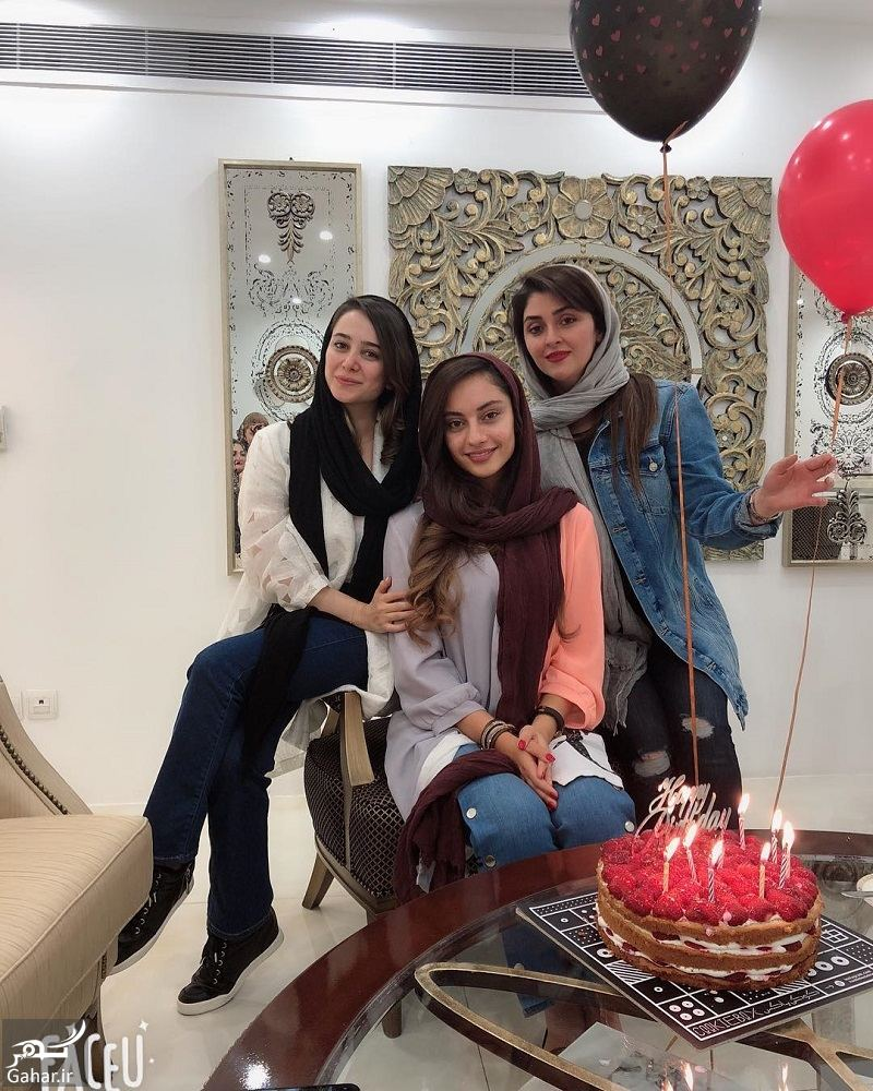 436827 Gahar ir عکس جشن تولد 20 سالگی ترلان پروانه در سالن شیرین مقدم