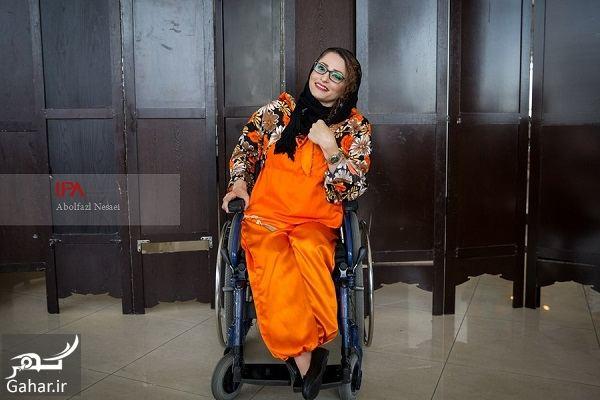 517140 Gahar ir عکسهای فشن شوی معلولین در تهران
