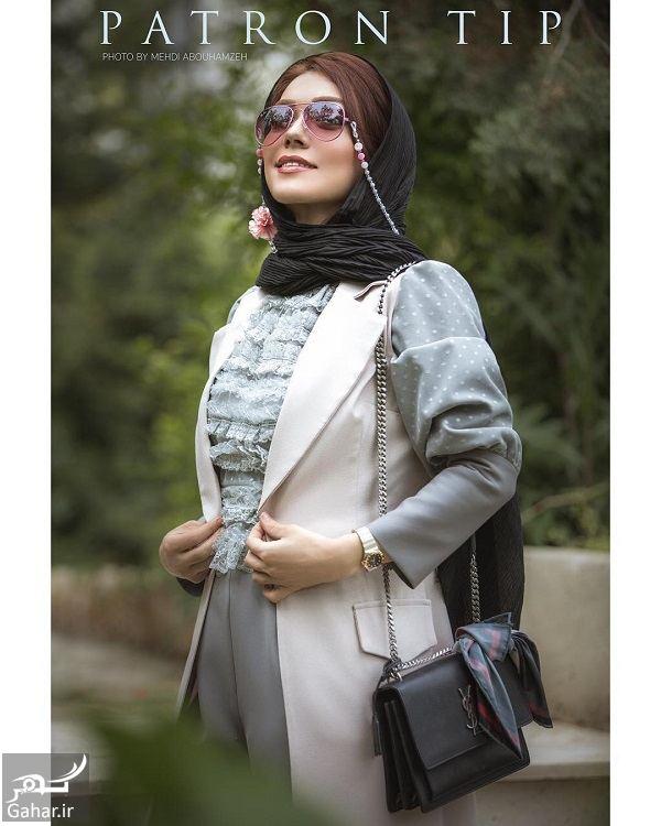 525276 Gahar ir عکسهای مدلینگ شهرزاد کمال زاده برای یک برند لباس