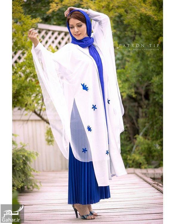 616033 Gahar ir عکسهای مدلینگ شهرزاد کمال زاده برای یک برند لباس