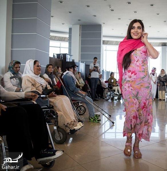 644359 Gahar ir عکسهای فشن شوی معلولین در تهران