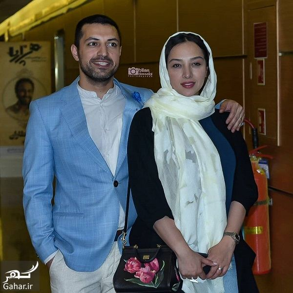 665049 Gahar ir عکس های جدید بازیگران و همسرانشان در اکران فیلم هزارپا