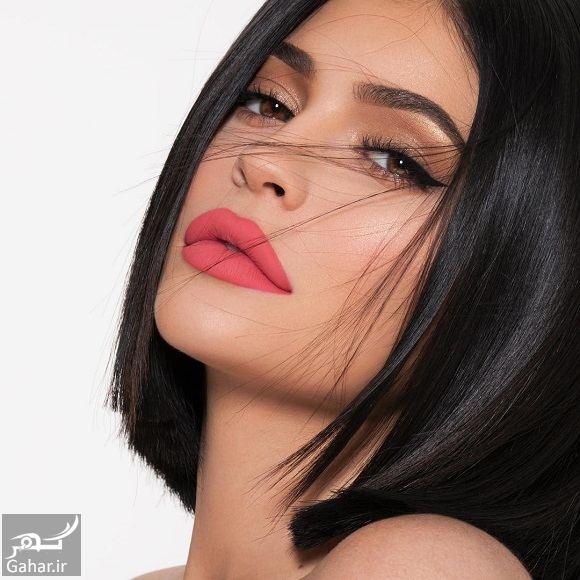 755878 Gahar ir عکسها و بیوگرافی کایلی جنر مدل 20 ساله معروف آمریکایی