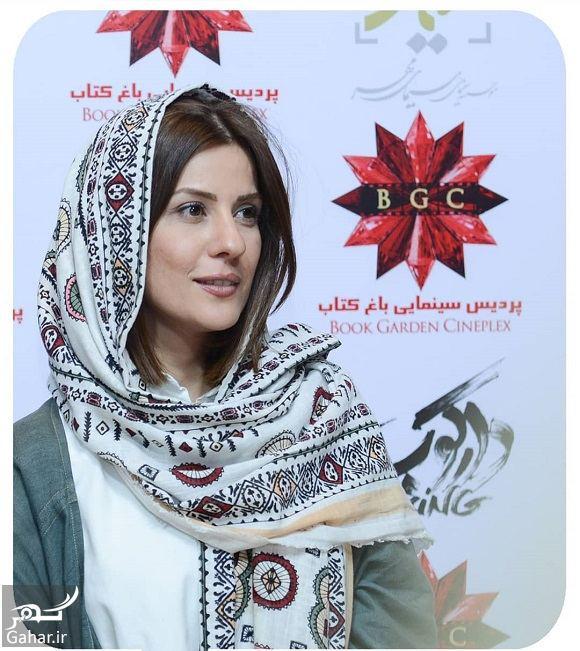 766215 Gahar ir عکسهای سارا بهرامی در اکران فیلم دارکوب