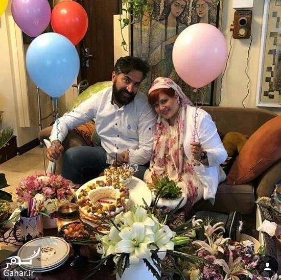 899171 Gahar ir عکسهای سالگرد ازدواج بهاره رهنما و همسر جدیدش