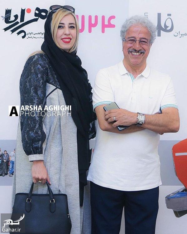 920329 Gahar ir عکس های دیدنی علیرضا خمسه و همسر جوان اش