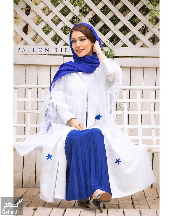 946604 Gahar ir عکسهای مدلینگ شهرزاد کمال زاده برای یک برند لباس