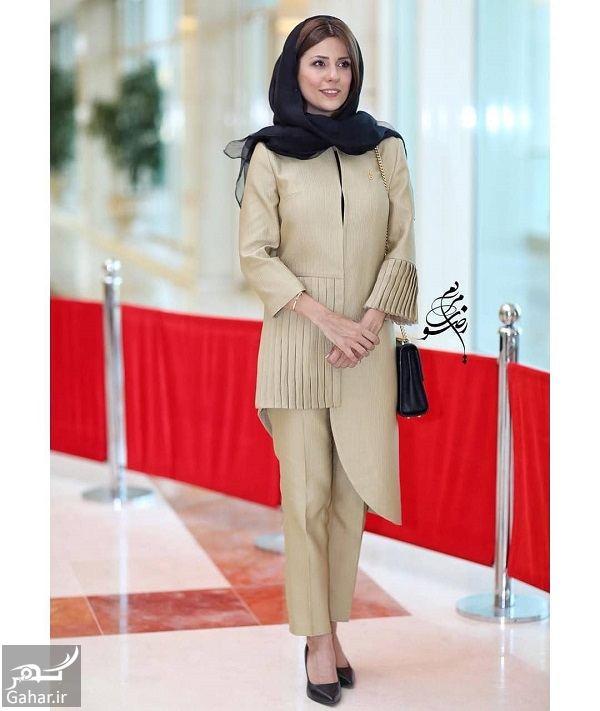 008027 Gahar ir عکسهای جذاب سارا بهرامی در جشن حافظ 97