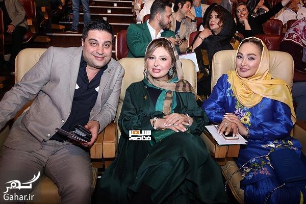 075205 Gahar ir عکسهای نیوشا ضیغمی و همسرش در هجدهمین جشن حافظ