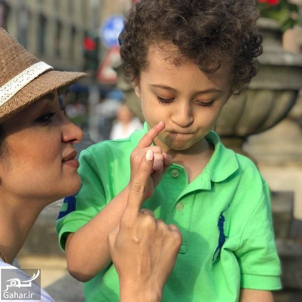 076130 Gahar ir تفریحات روناک یونسی با فرزندانش در آلمان / 7 عکس