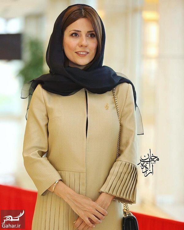 259373 Gahar ir عکسهای جذاب سارا بهرامی در جشن حافظ 97