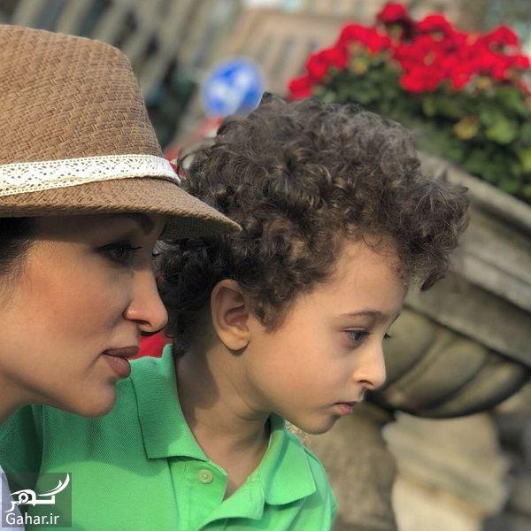 292322 Gahar ir تفریحات روناک یونسی با فرزندانش در آلمان / 7 عکس