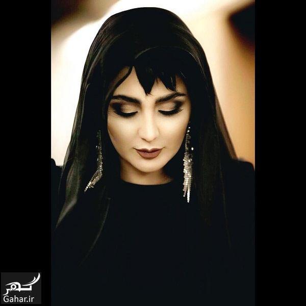299465 Gahar ir استایل خاص مریم معصومی در هجدهمین جشن حافظ / 5 عکس