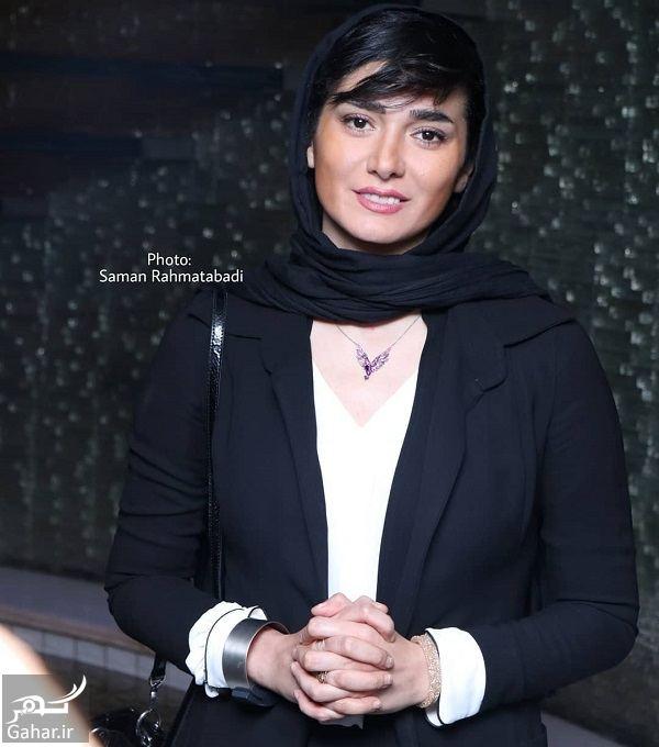410475 Gahar ir پوشش نامتعارف مینا وحید در جشن خانه سینما / 7 عکس
