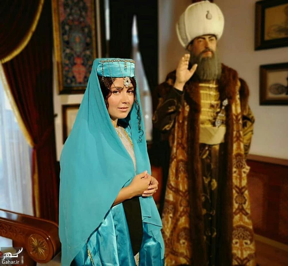 488430 Gahar ir عکسهای تاریخی افسانه پاکرو در ترکیه!