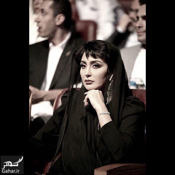 591817 Gahar ir استایل خاص مریم معصومی در هجدهمین جشن حافظ / 5 عکس