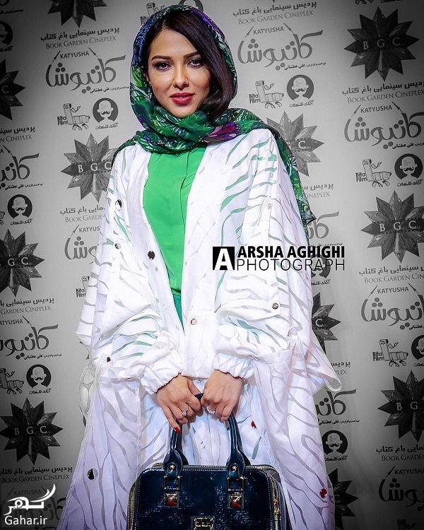 686977 Gahar ir عکسهای جدید لیلا اوتادی در اکران خصوصی کاتیوشا