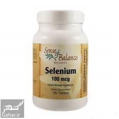 166353 Gahar ir قرص سلنیوم + موارد مصرف و عوارض قرص سلنیوم
