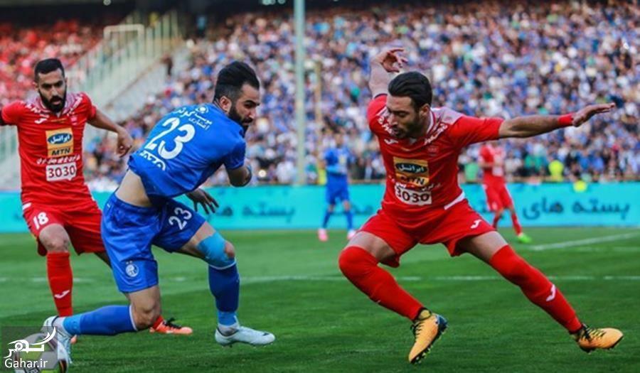 394644 Gahar ir زمان بازی نیمه نهایی لیگ قهرمانان اسیا پرسپولیس السد