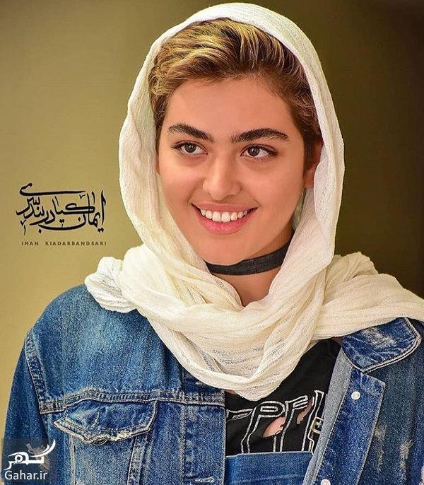 411858 Gahar ir استایل متفاوت ریحانه پارسا در اکران مردمی شعله ور / 5 عکس
