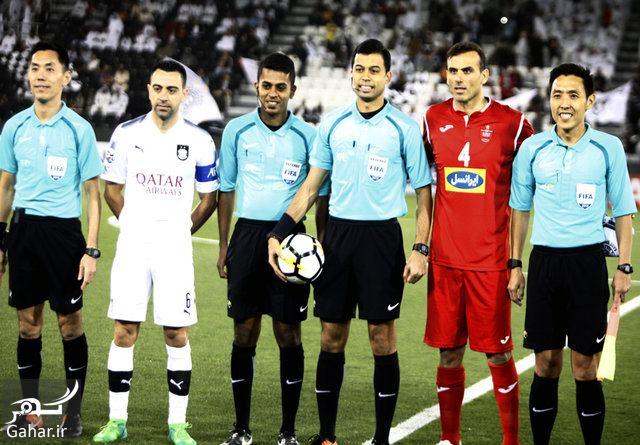 568999 Gahar ir زمان بازی نیمه نهایی لیگ قهرمانان اسیا پرسپولیس السد
