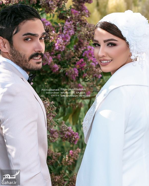 817732 Gahar ir عکسهای سالگرد ازدواج سیما خضرآبادی و همسرش