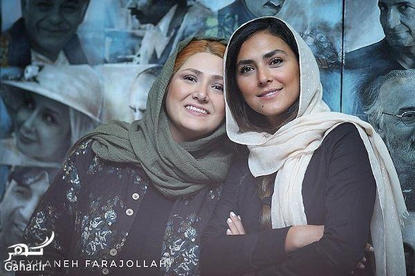 014882 Gahar ir عکسهای تولد سحر دولتشاهی در اکران مردمی عرق سرد