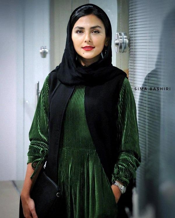 084072 Gahar ir استایل زیبای هدی زین العابدین در اکران مردمی عرق سرد / 8 عکس