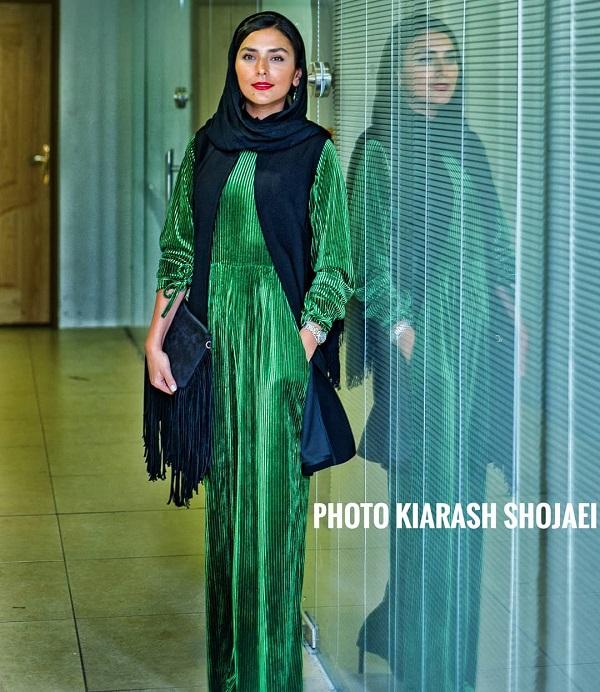 148517 Gahar ir استایل زیبای هدی زین العابدین در اکران مردمی عرق سرد / 8 عکس