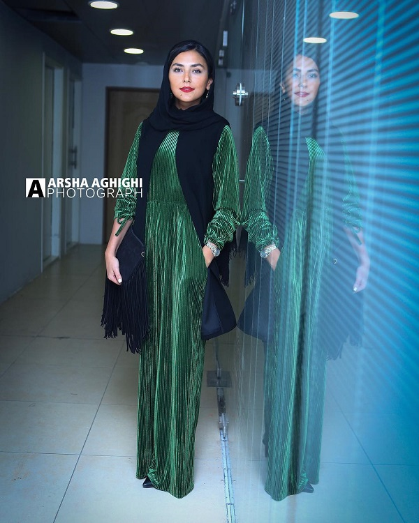 174788 Gahar ir استایل زیبای هدی زین العابدین در اکران مردمی عرق سرد / 8 عکس